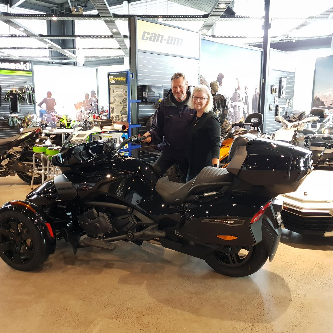 Can-am | Brisan Motorcycles Newcastle