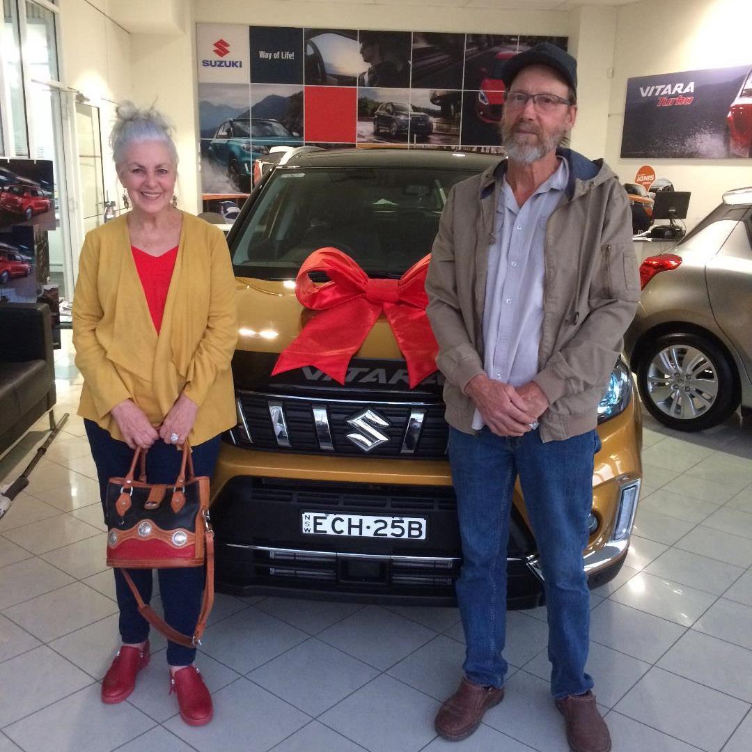 Suzuki Dealer Maitland NSW - Heritage Suzuki